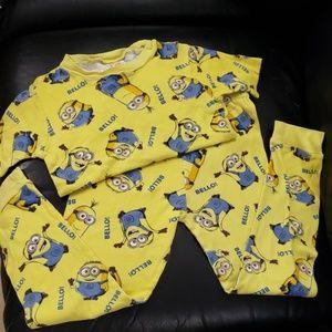 Other - Minion Pajamas
